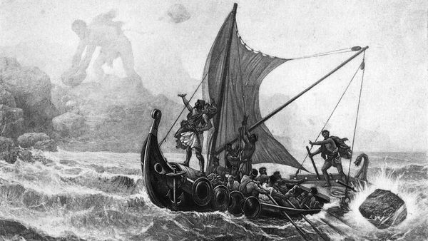 Odysseus and His Not-always Heroic Odyssey