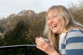 Laughing can actually be a source of anxiety for people dealing with stress incontinence.