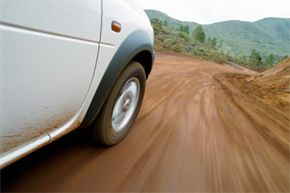 Off-road suspensions must perform well on the trail and the highway.