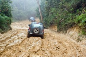 Rough road? Make sure you have off-road seats to stay safe and comfortable.