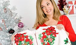 Ugly holiday sweater parties are great fun, but your office party isn't that kind of event.