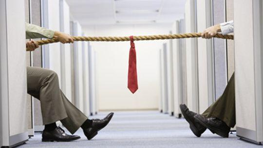How Office Politics Work