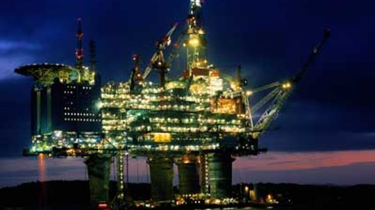How Oil Drilling Works