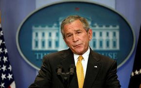 On July 14, 2008, President George W. Bush lifted the executive ban on offshore drilling. He urged the U.S. Congress to do the same in an effort to reduce oil prices.