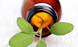 Herbs and essentials oils can make a skin-soothing moisturizer.