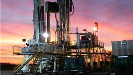 The Oil Drilling Process Explained