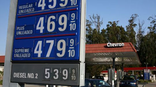 How does oil speculation raise gas prices?
