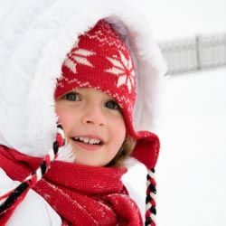 A hat will keep you warm, but is it more important than warm socks and gloves?