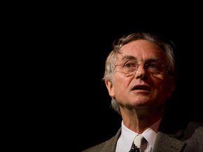 Scientist Richard Dawkins in 2007