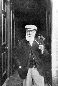 Tom Morris Sr. is still the oldest­ ever British open winner.