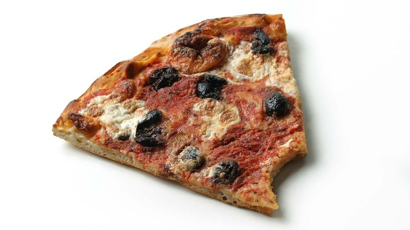 old, pizza