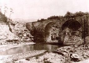 Although initial costs were high, stone bridges were a better investment than timber ones because they required much less maintenance and were impervious to fire.