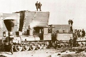 Railroads were the continent's largest consumers of iron and also prodigious users of wood, paint, wire, machine tools, and all kinds of specialty products.