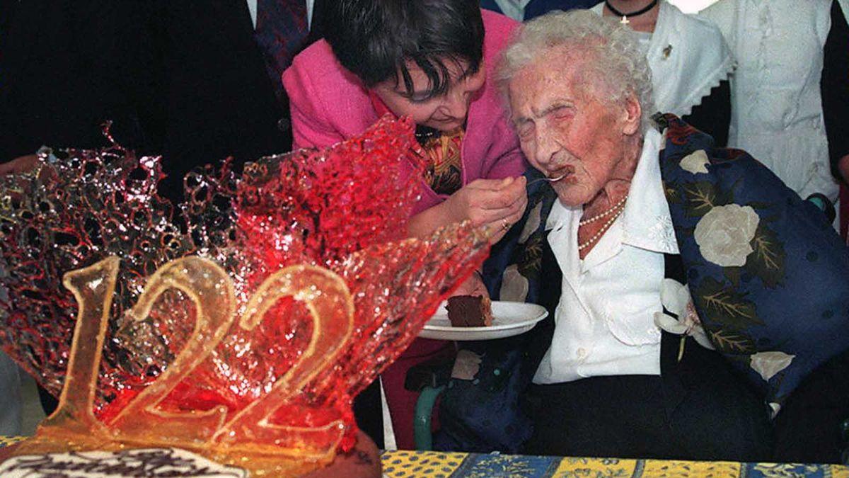 史上最年長の人は誰ですか?
