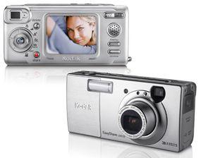 Kodak LS633 EasyShare with OLED display