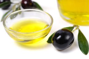 Olive oil and healthy proteins can help keep skin beautiful.