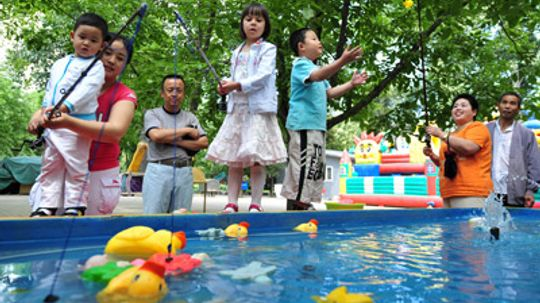 What is China's one-child policy?