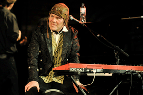 Thomas Dolby still blinds people with science at shows all over the world.