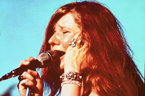 Not many people consider Janis Joplin a one-hit wonder even though she only had one hit.