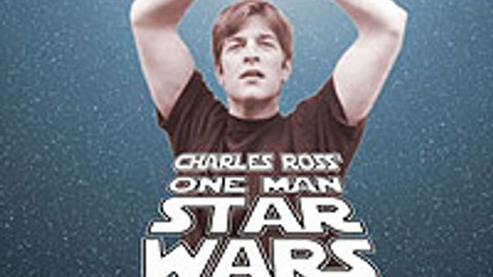 How the One Man Star Wars Trilogy Works