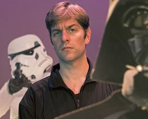 """Charles Ross: """"I've met more Darth Vaders and Stormtroopers and Boba Fetts than you can possibly imagine."""""""