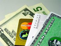 With a cash account, you buy stocks with the money in your account. With a margin account, you can buy on credit.