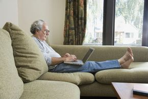 Many online training programs can be done from home.