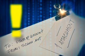 The worst online scams involve ones that compromise the information of a business and its owners and employees.