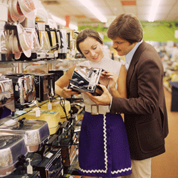 Layaway programs popular in the '70s and '80s allowed shoppers to make bigger purchases without credit.