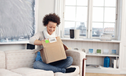 One benefit of layaway? No guilt. When it finally arrives, it's already paid for.