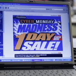 One way or another, Cyber Monday will find you.