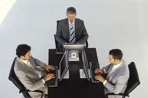 Create some spots in your open plan office where people can hide out to work in small groups or by themselves.
