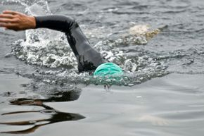 Open water swimming offers a different kind of challenge to serious swimmers.