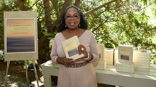 20 Years On, Oprah's Favorite Things Gift List Is Still Going Strong