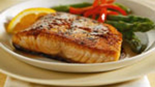 Quick Tips: Will eating salmon make my skin look healthier?