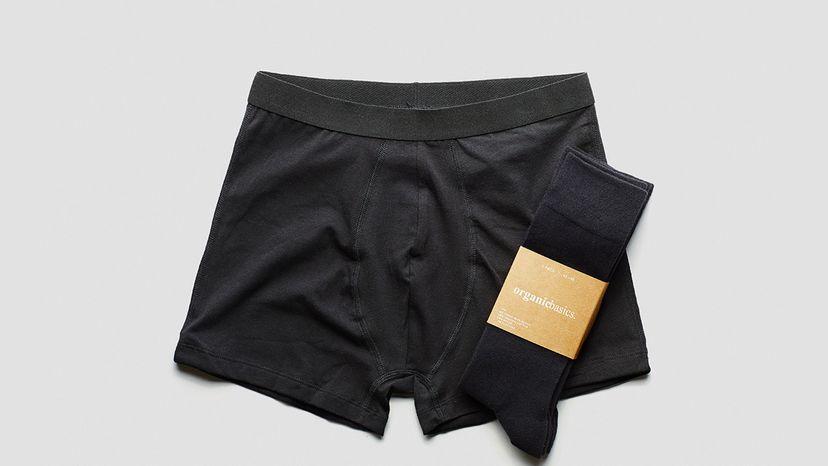Organic Basics underwear