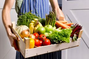 More and more people are choosing organic food. See more vegetable pictures.