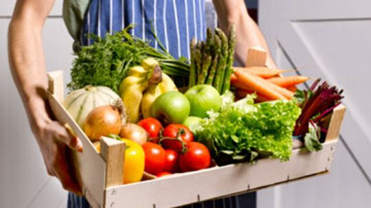 How can you tell organic foods are pesticide free?