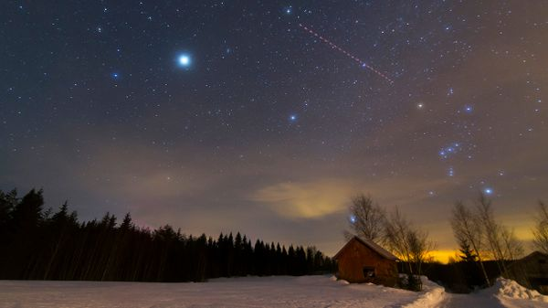 The Orionid Meteor Shower Is Back — Here's What You Need to Know