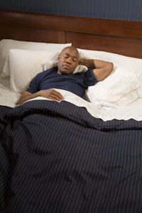 Sleep Image Gallery Snoring can disrupt a good night's sleep. See more sleep pictures.