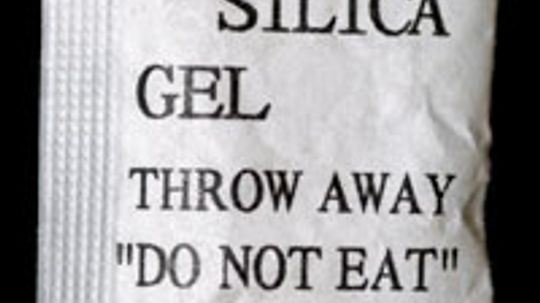 What Happens if You Eat a Silica Get Packet?
