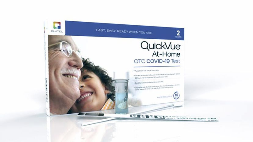 QuickVue At-Home OTC COVID-19