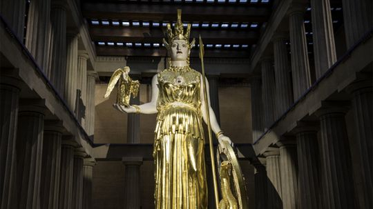 7 Facts About Crafty Athena, Favorite Daughter of Zeus
