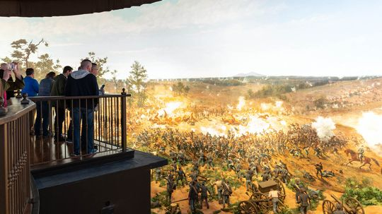 How Atlanta's Cyclorama Was Used to 'Spin' the Civil War