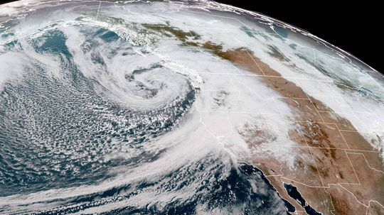 What Are Atmospheric River Storms?