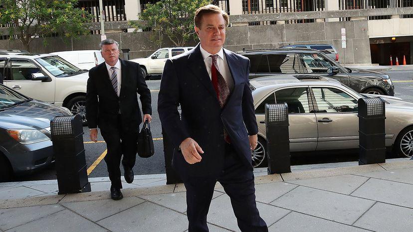Paul Manafort attorney client privilege