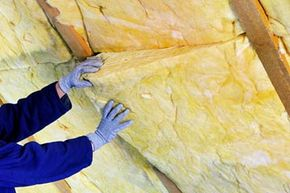 When installing mineral wool, use a higher R-value than you think you'll need to offset the loss that will occur over time.