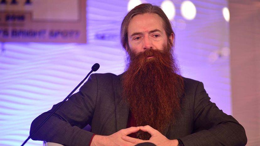 Aubrey De Grey, mathematics