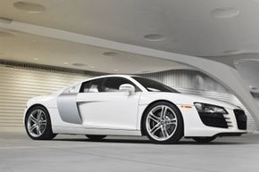 Image Gallery: Exotic Cars The Audi R8 is about half the price of most exotic supercars. See more pictures of exotic cars.