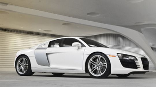 How the Audi R8 Works